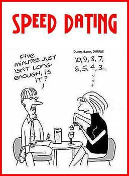 Speed dating paisley